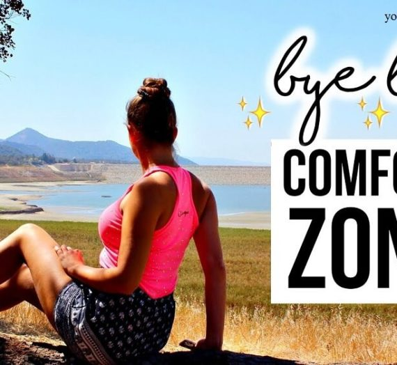 Getting out of the comfort zone as a condition for personal development